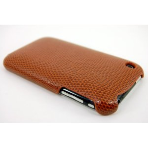 KingCase iPhone 3G & 3GS – Hard Case – Snake Skin